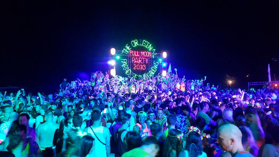 Dos and Don'ts of Thailand's Full Moon Party - A Girl Who Wanders