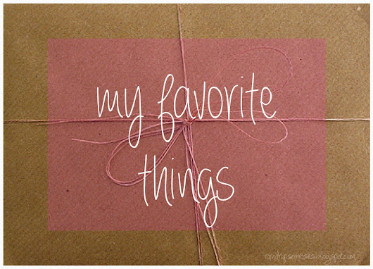 Friday's Favorites | March 20