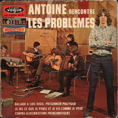 Antoine Rencontre Les Problemes  –  Antoine Rencontre Les Problemes (1966)