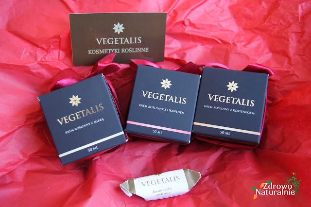 Vegetalis - Kosmetyki roślinne - Kremy do twarzy