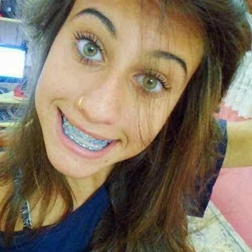 A menina mais linda do Facebook nos dias de hoje
