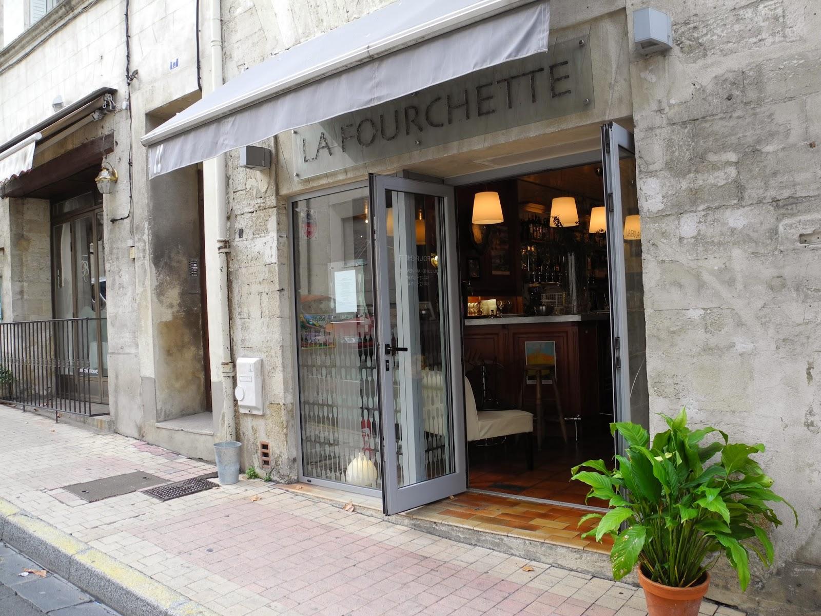 france food and gloire my favorite restaurant in avignon