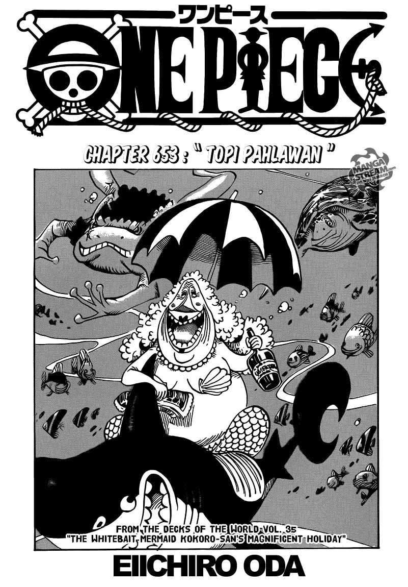 Page01 One Piece 653   Topi Pahlawan