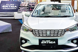 Beli Mobil Keluarga? Suzuki All New Ertiga sebagai The Best MPV di IIMS 2018