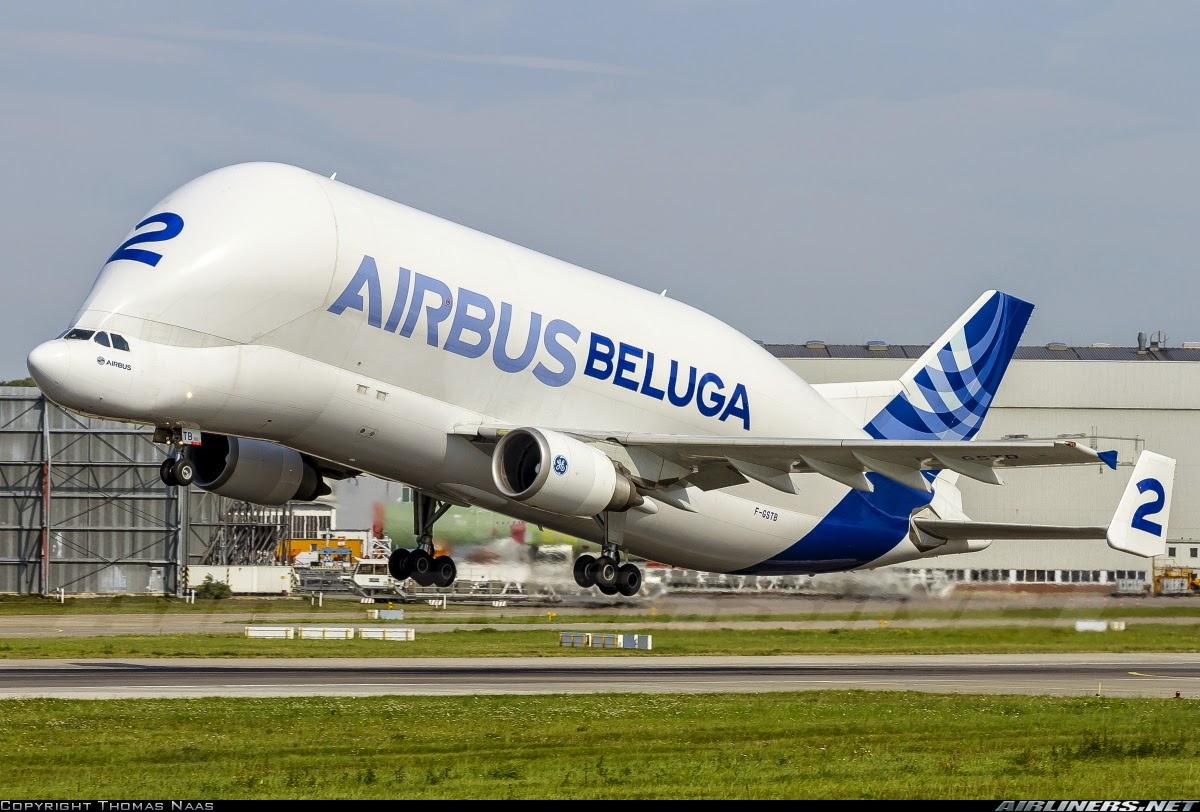 Airbus A300-600ST (Beluga)
