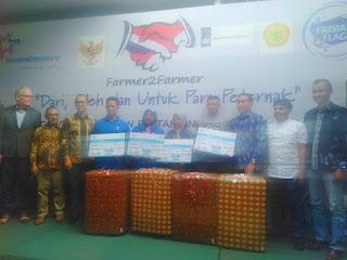 pemenang Farmer2Farmer ke Belanda