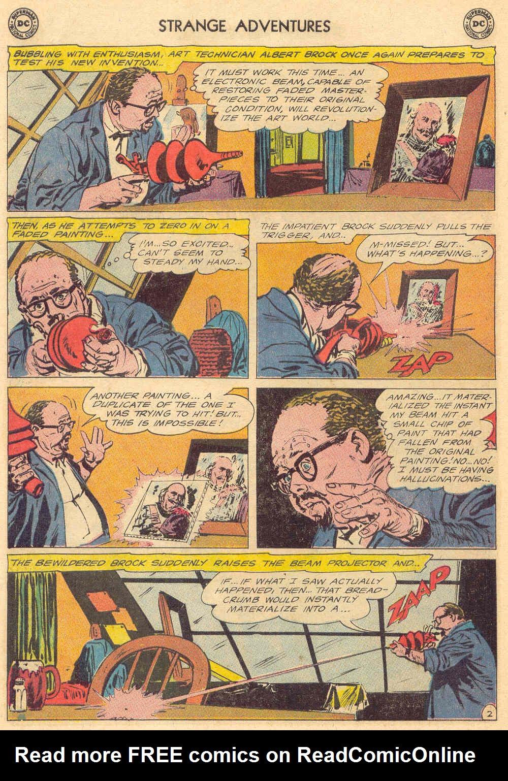 Strange Adventures (1950) issue 176 - Page 16