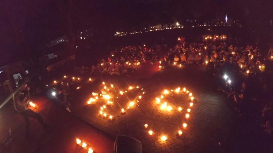 Gerakan 1000 Lilin