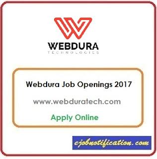 Front End Developer Openings at Webdura Jobs in Kochi Apply Online