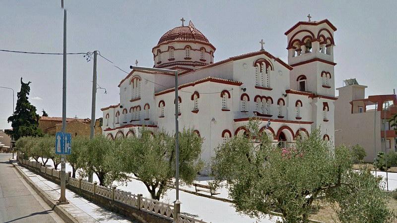 Ο Άη Γιώργης ο δρακοκτόνος και η ιστορία της εκκλησίας της Νέας Χηλής