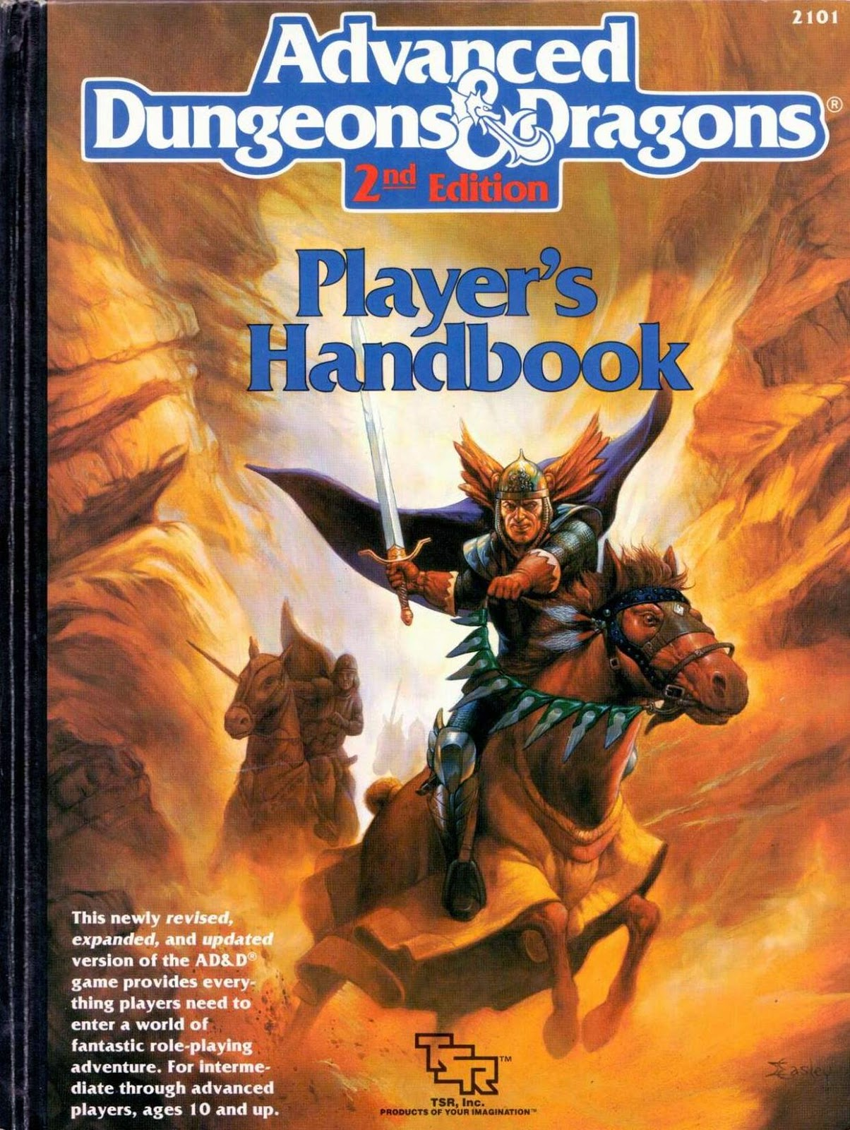 CELTIC PUMPKIN: AD&D 2nd Edition Was the Best Edition