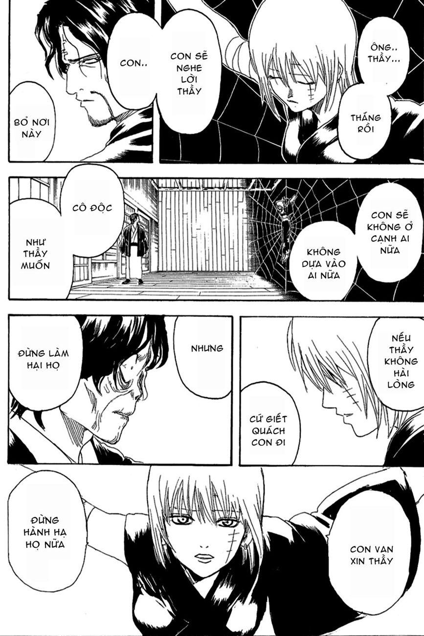 Gintama Chap 258 page 15 - Truyentranhaz.net