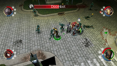 Foranimeku - Marvel Ultimate Alliance 2 PSP