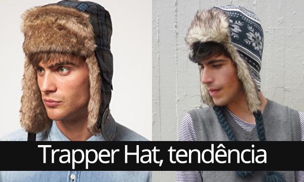 00b3a9f14f62c Macho Moda - Blog de Moda Masculina  Trapper Hat