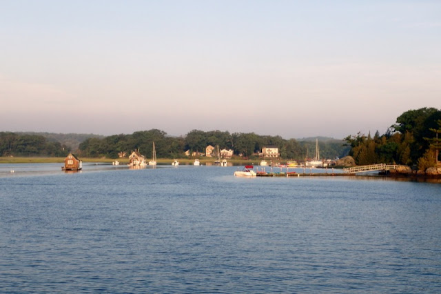 Life in the Slow Lane (The Pearl): Aug. 11 – Bailey Island, ME