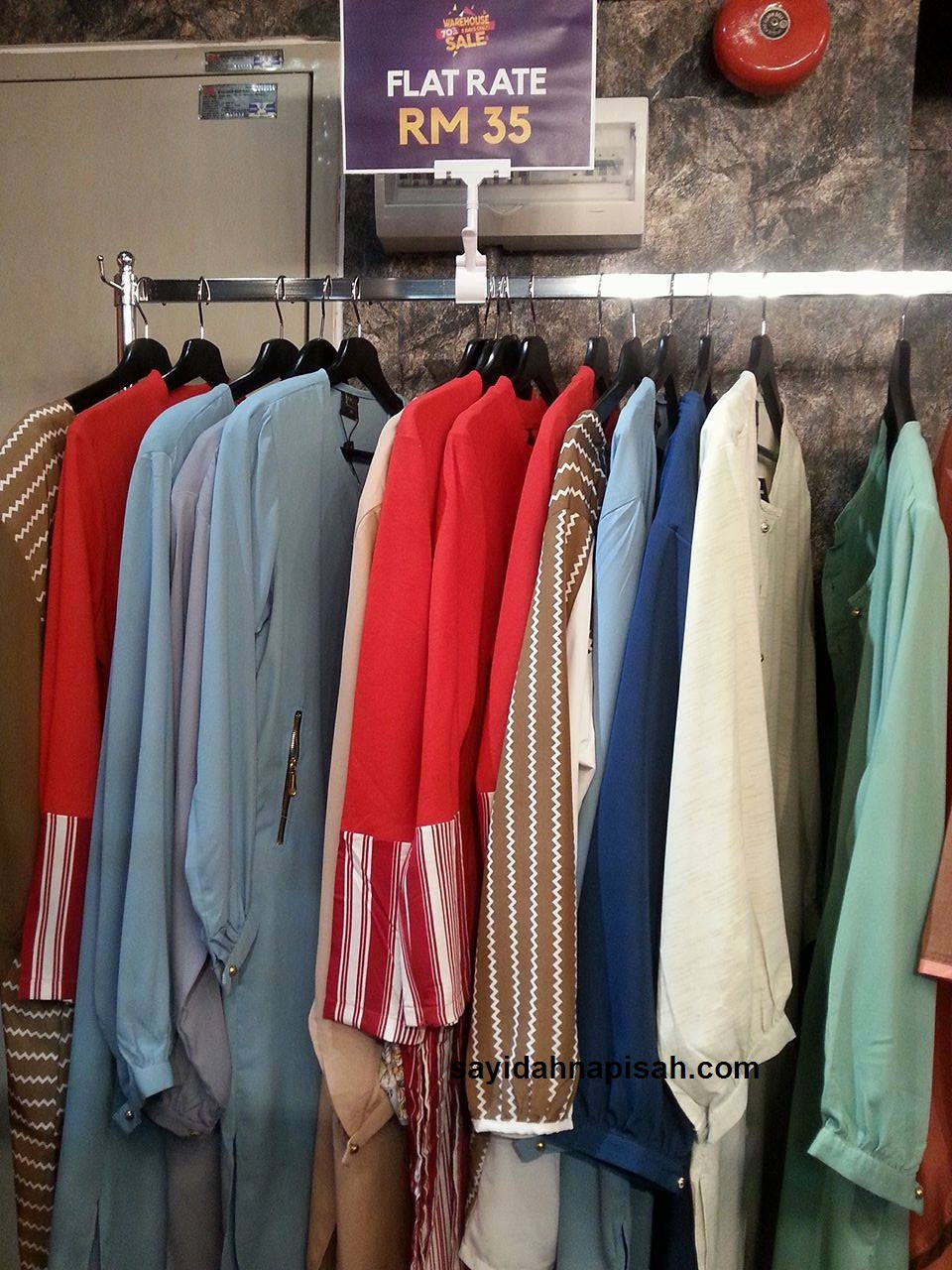 muslimah clothing warehouse sale