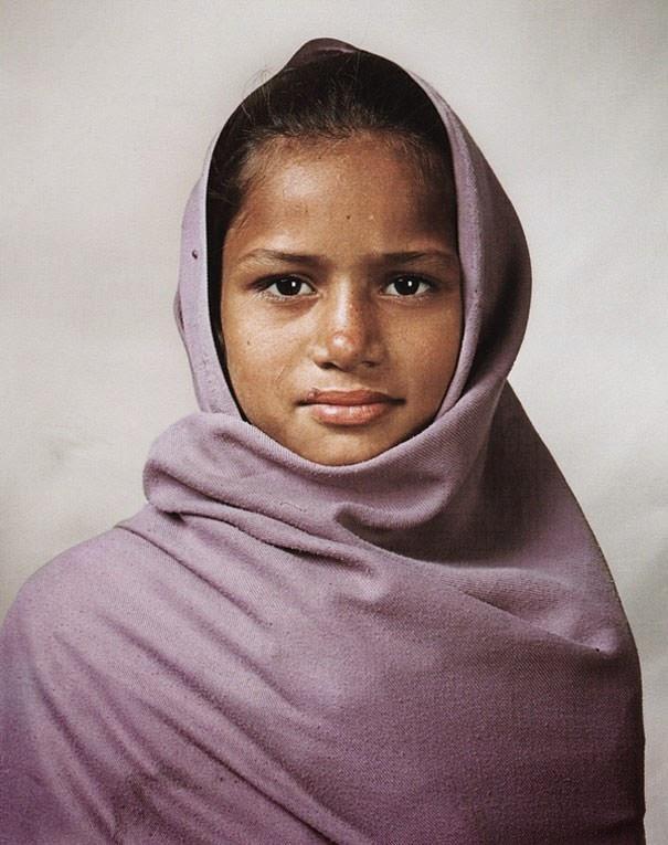 16 Children & Their Bedrooms From Around the World - Netu, 11, Kathmandu, Nepal