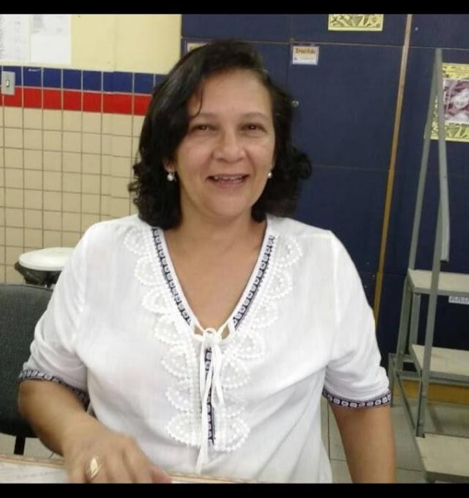 Educação de Luto: Morre a professora Adevanda Costa