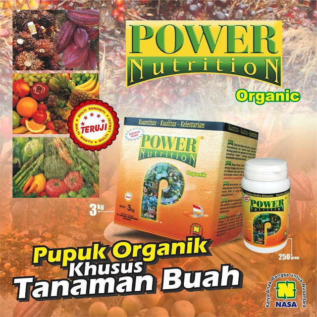 Pupuk Organik Khusus Buah Power Nutrition