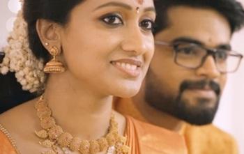 Engagement Story Of Abhishek And Amrutha