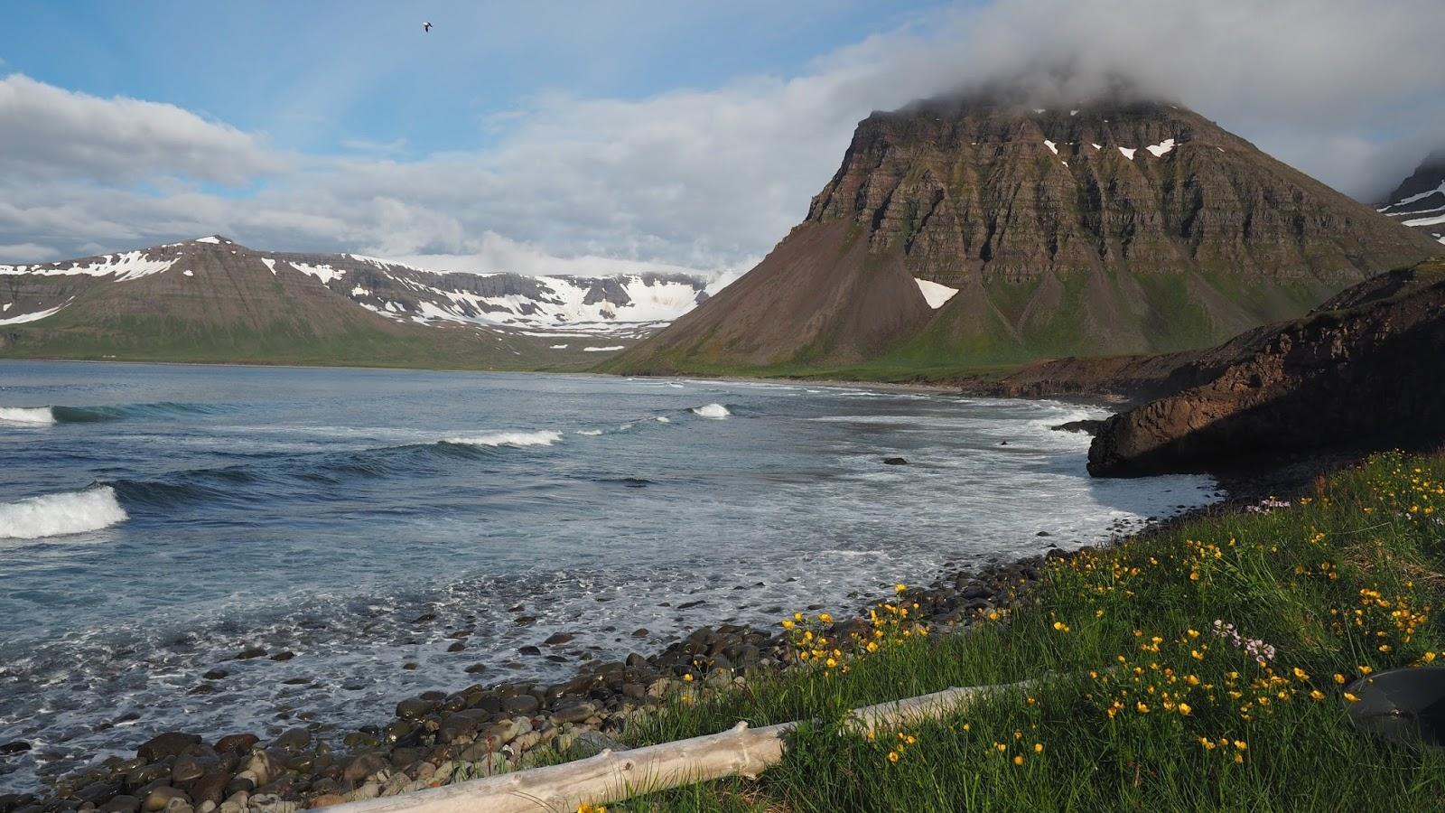 Fiordy Zachodnie, blog o Islandii, atrakcje Islandii