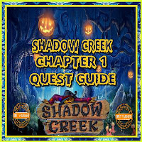 Farmville Shadow Creek Farm Chapter 1 The Curse of Lombardo Quest Guide