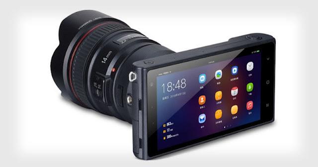 Spesifikasi Kamera Mirrorless Yongnuo YN 450
