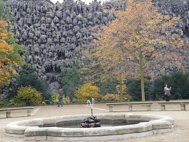 Le sénat de Prague et ses jardins