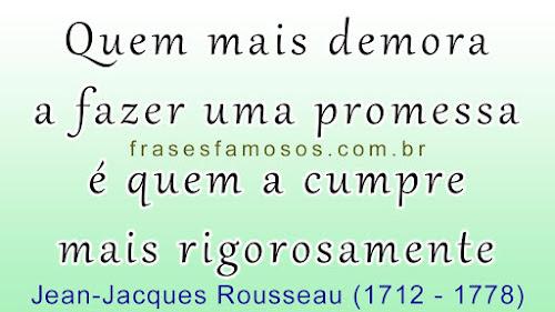 Frases de Rousseau, filósofo, teórico político, escritor