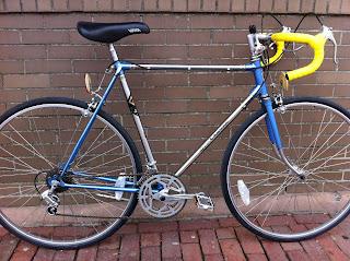 Bridgestone Near Me >> Bike Boom refurbished bikes: Bridgestone Kabuki Submariner ...