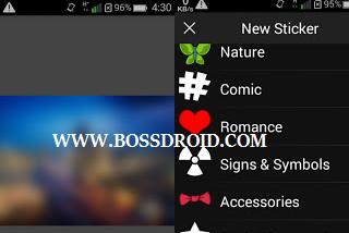 Cara Membuat LOGO di Android dengan Aplikasi PICSAY