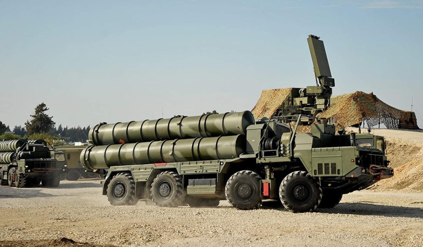 Perintah pengiriman S-300 ke Suriah pada waktu yang tepat