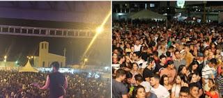 Nova Palmeira e Cuité foram opções para o Carnaval no Curimataú e Seridó