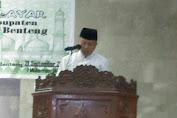 Peringatan Tahun Baru Islam 1439 H Dipusatkan Di Mesjid Agung Al Umraini