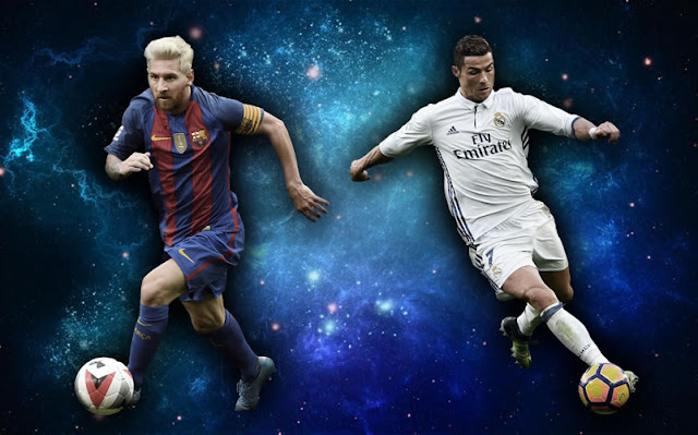Head 2 Head – Messi v Ronaldo Full Show