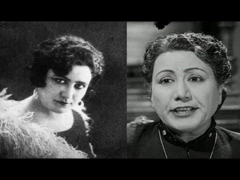 أسرار أخفتها فردوس محمد أم السينما المصرية وراء زواجها وحقيقة وفاة أبنائها