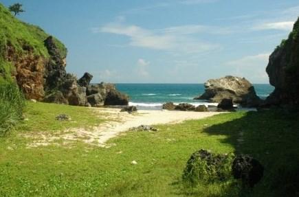 Pantai Wohkudu Gunung Kidul Yogyakarta