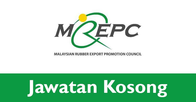 Jawatan Kosong di Majlis Promosi Eksport Getah Malaysia