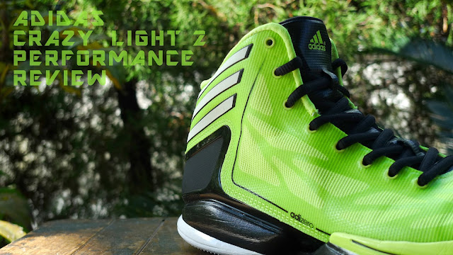 dc62acfcba2cb0 Adidas Crazy Light 2 Performance Review - SZOK
