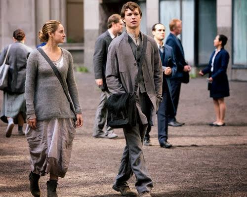 Booklover's Haven: Divergent (2014 film)
