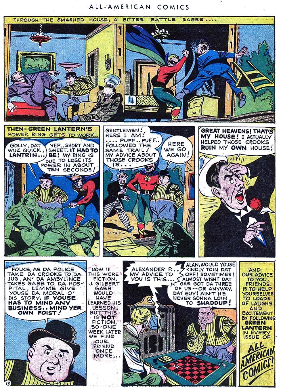 Read online All-American Comics (1939) comic -  Issue #63 - 15