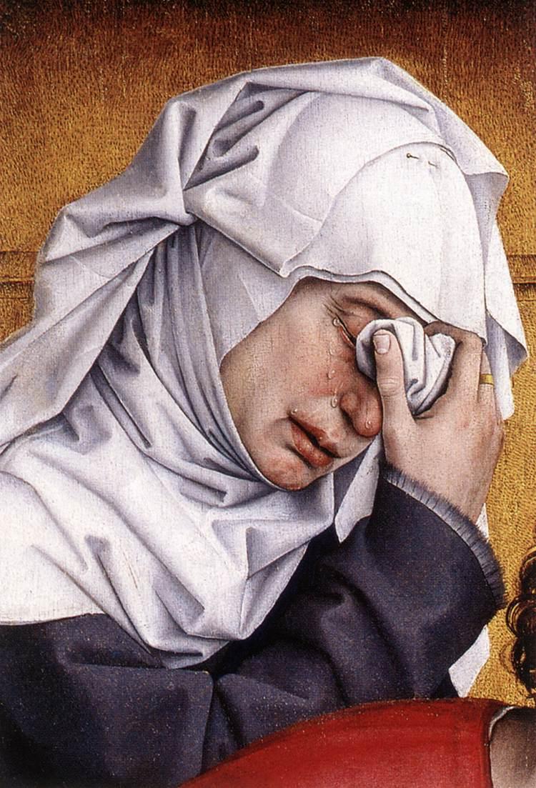 Resultado de imagem para pinturas pai chorando