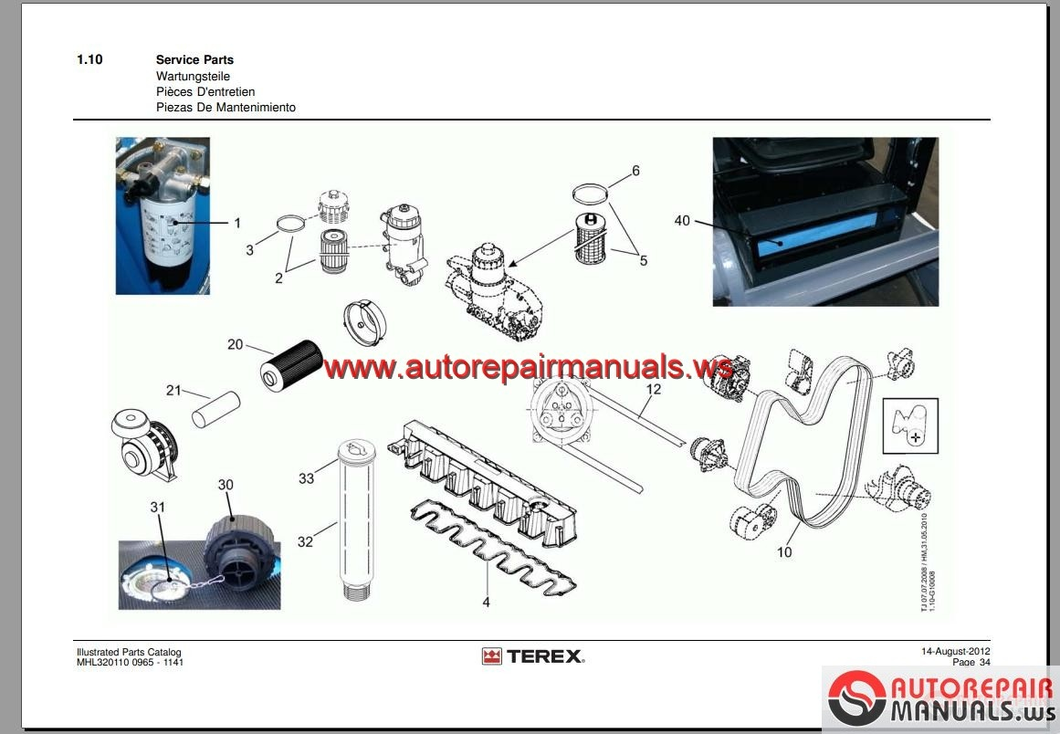 Terex Hr 32 Wiring Diagram Info Marklift Diagrams Free Auto Repair Manual Schaeff Parts Catalogue Full Rh Freeautorepairmanualws Blogspot Com 30 Tb 60
