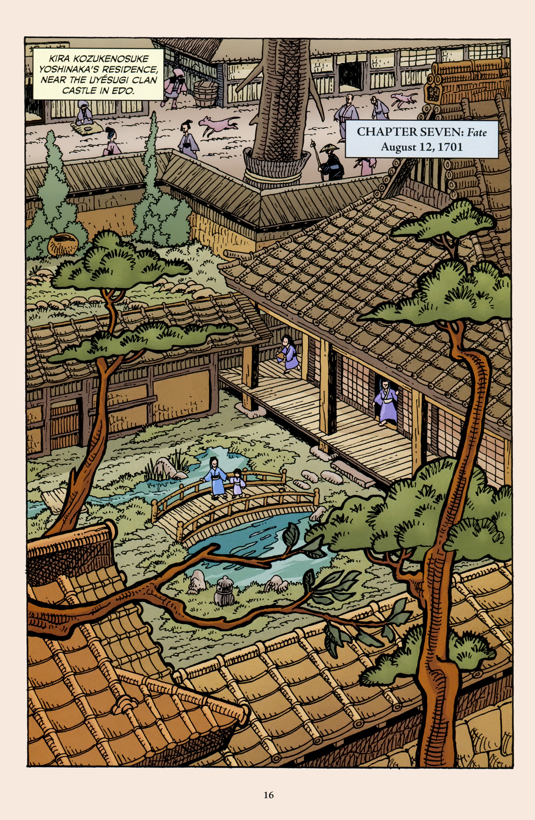 Read online 47 Ronin comic -  Issue #3 - 18