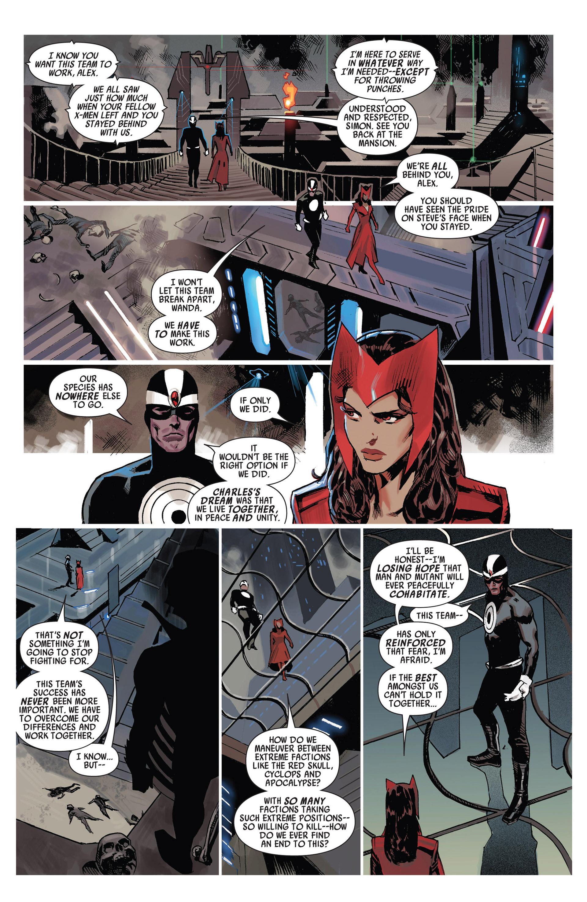 Read online Uncanny Avengers (2012) comic -  Issue #10 - 6