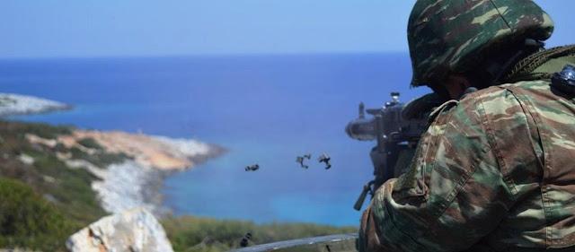 Γιατί η στρατικοποίηση των νήσων μας στο Αιγαίο είναι θεμελιώδες εθνικό δικαίωμα