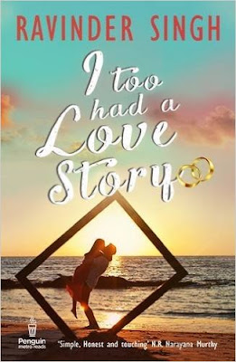 Download Free I Too Had a Love Story by Ravinder Singh Book PDF