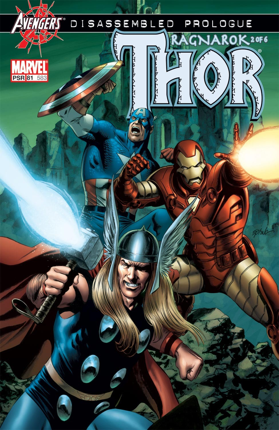 Thor (1998) Issue #81 #82 - English 1