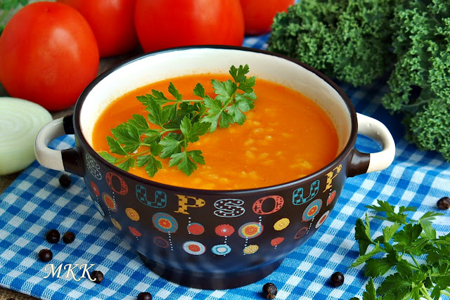 sprawdzony przepis na zupę pomidorową