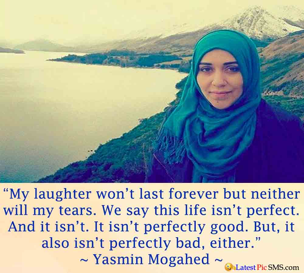 Yasmin Mogahed Thought quotes